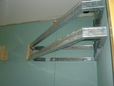 Meuble D 39 Angle Sdb Les Deux Montants Sup Rieurs Notre Maison Nos Travaux